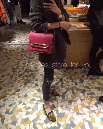 6ca1cf4629 Hermes Roulis Bag Reference Guide | Spotted Fashion