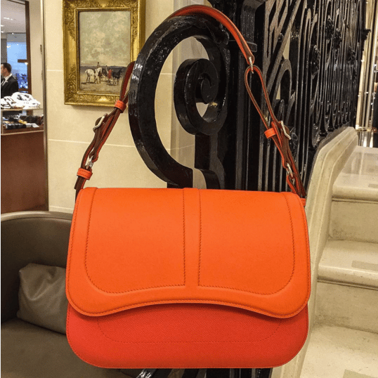 Hermes Harnais Bag Reference Guide Spotted Fashion