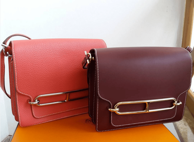 f8fc90e405 Hermes Roulis Bag Reference Guide | Spotted Fashion