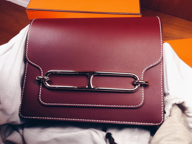 Hermes Roulis Bag Reference Guide Spotted Fashion