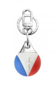 Louis Vuitton America's Cup Key Holder 2
