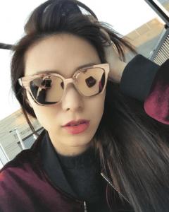 Louis Vuitton Audrey Epi Sunglasses 2