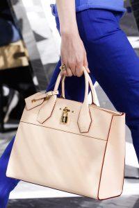 Louis Vuitton Beige City Steamer Bag - Fall 2016
