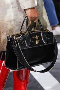 Louis Vuitton Black City Steamer Small Bag - Fall 2016