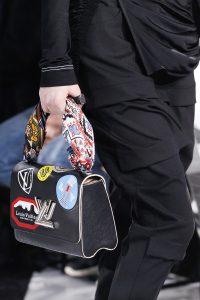 Louis Vuitton Black Epi with Badges Twist Bag - Fall 2016