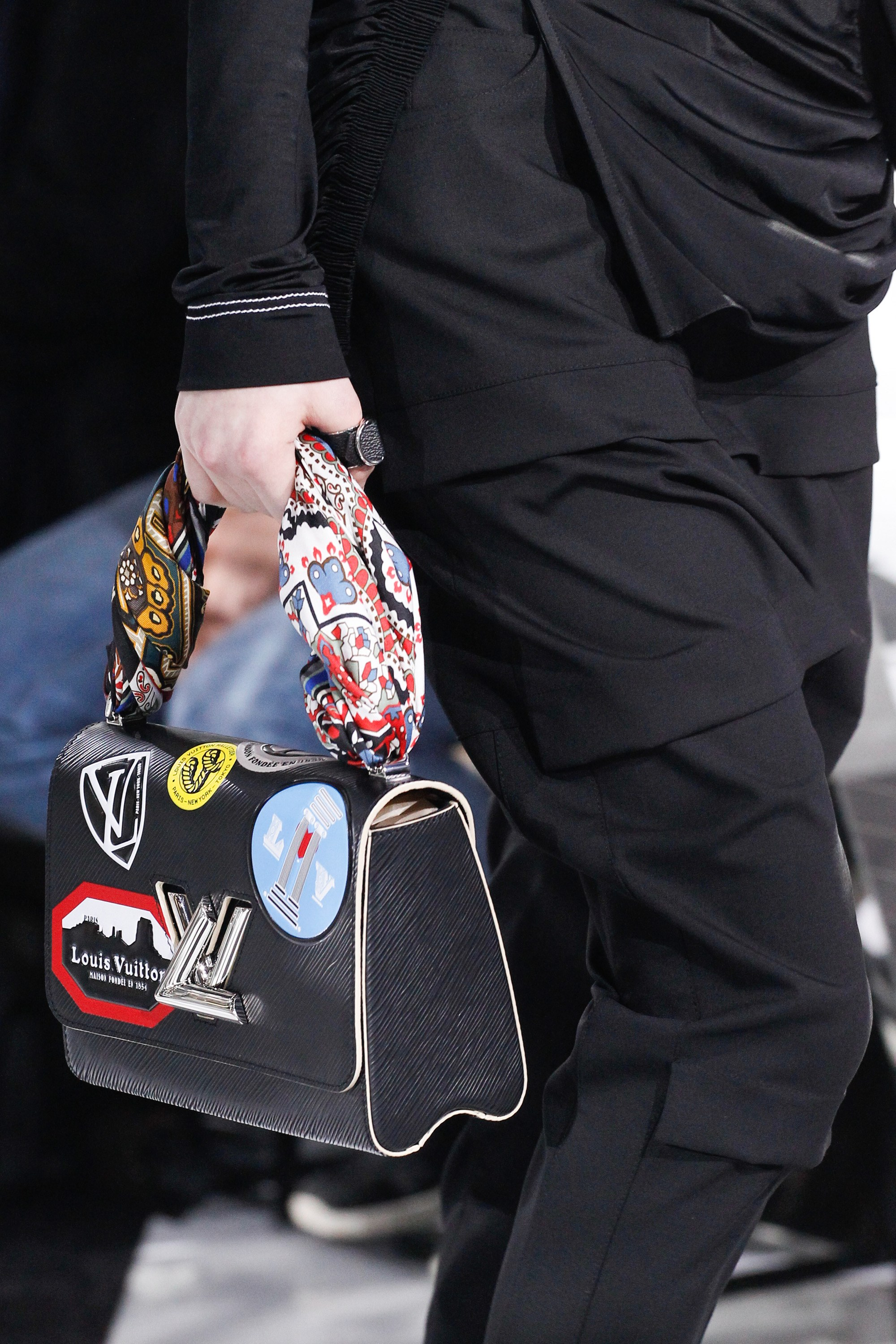Louis Vuitton Fall Winter 2016 Runway Bag Collection