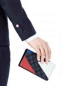 Louis Vuitton Damier Cobalt Regatta Braza Wallet 1