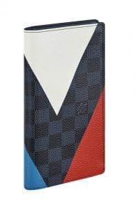 Louis Vuitton Damier Cobalt Regatta Braza Wallet