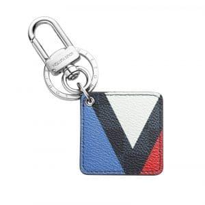 Louis Vuitton Damier Cobalt Regatta Key Holder