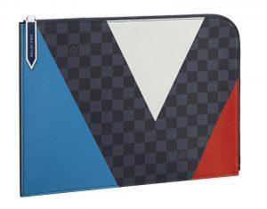 Louis Vuitton Damier Cobalt Regatta Pochette
