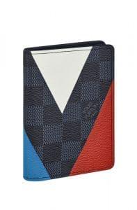 Louis Vuitton Damier Cobalt Regatta Pocket Organiser