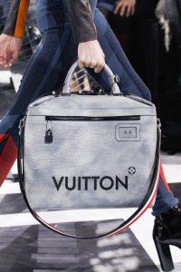 Louis Vuitton Grey Weekender Bag - Fall 2016