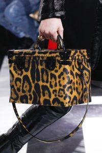 Louis Vuitton Leopard Print Trunk Bag - Fall 2016