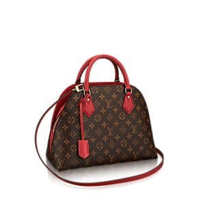 Louis Vuitton Monogram Canvas Alma B'N'B Bag 1