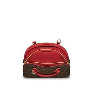 Louis Vuitton Monogram Canvas Alma B'N'B Bag 2
