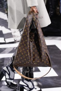 Louis Vuitton Monogram Canvas Hobo Bag - Fall 2016
