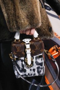 Louis Vuitton Monogram Canvas:Leopard Print Mini Top Handle Bag 2 - Fall 2016