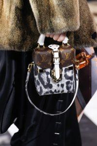 Louis Vuitton Monogram Canvas/Leopard Print Mini Top Handle Bag 3 - Fall 2016