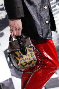 Louis Vuitton Monogram Canvas:Leopard Print Mini Top Handle Bag - Fall 2016