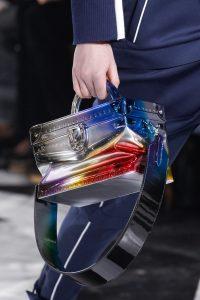 Louis Vuitton Multicolor Metallic Small Trunk Bag 2 - Fall 2016