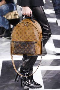 Louis Vuitton Tan Monogram Canvas Backpack Bag - Fall 2016