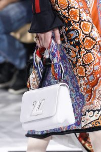 Louis Vuitton White Epi Twist Bag 2 - Fall 2016