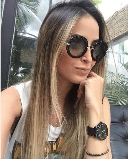 Miu Miu Sunglasses Round  designer sunglasses for spring summer 2016 spotted fashion