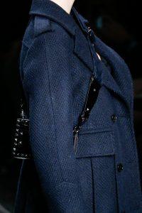 Valentino Black Rockstud Mini Shoulder Bag - Fall 2016