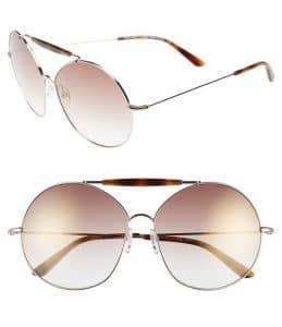 Valentino Runway Aviator Sunglasses 1