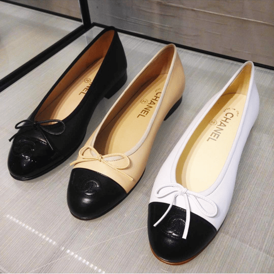 Chanel Ballerina Flats Reference Guide | Spotted Fashion