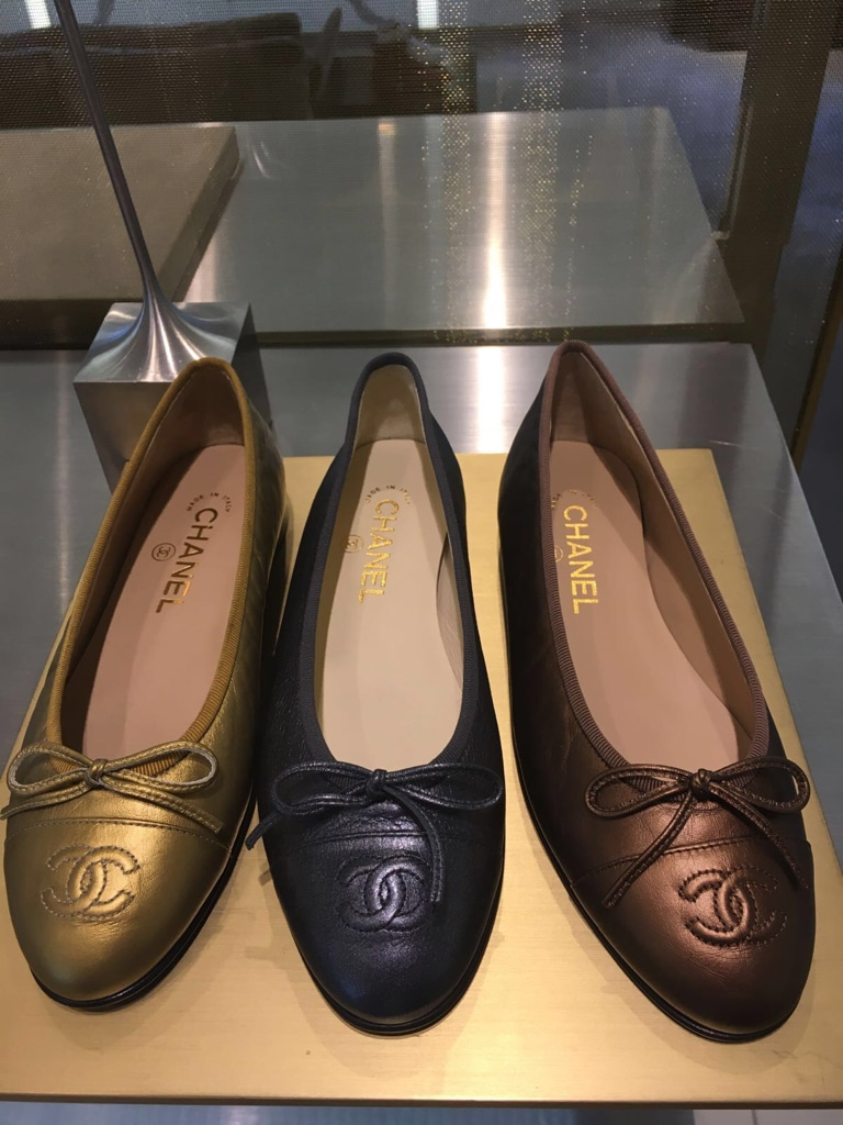 Chanel Shoes 2016