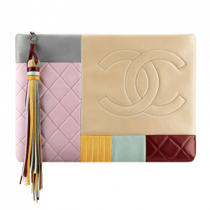 Chanel Multicolor Pouch Bag 1