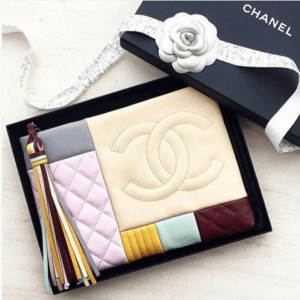 Chanel Multicolor Pouch Bag 2