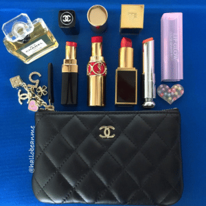 Chanel O-Case Pouch Bag 1