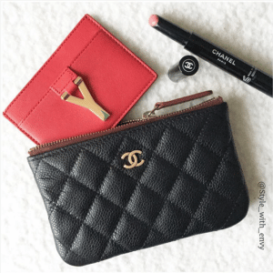 Chanel O-Case Pouch Bag 2