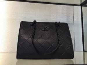 Chanel Propeller Tote Bag