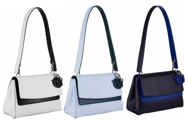 8bd80c25d45 Dior Be Dior Double Flap Archives   Spotted Fashion
