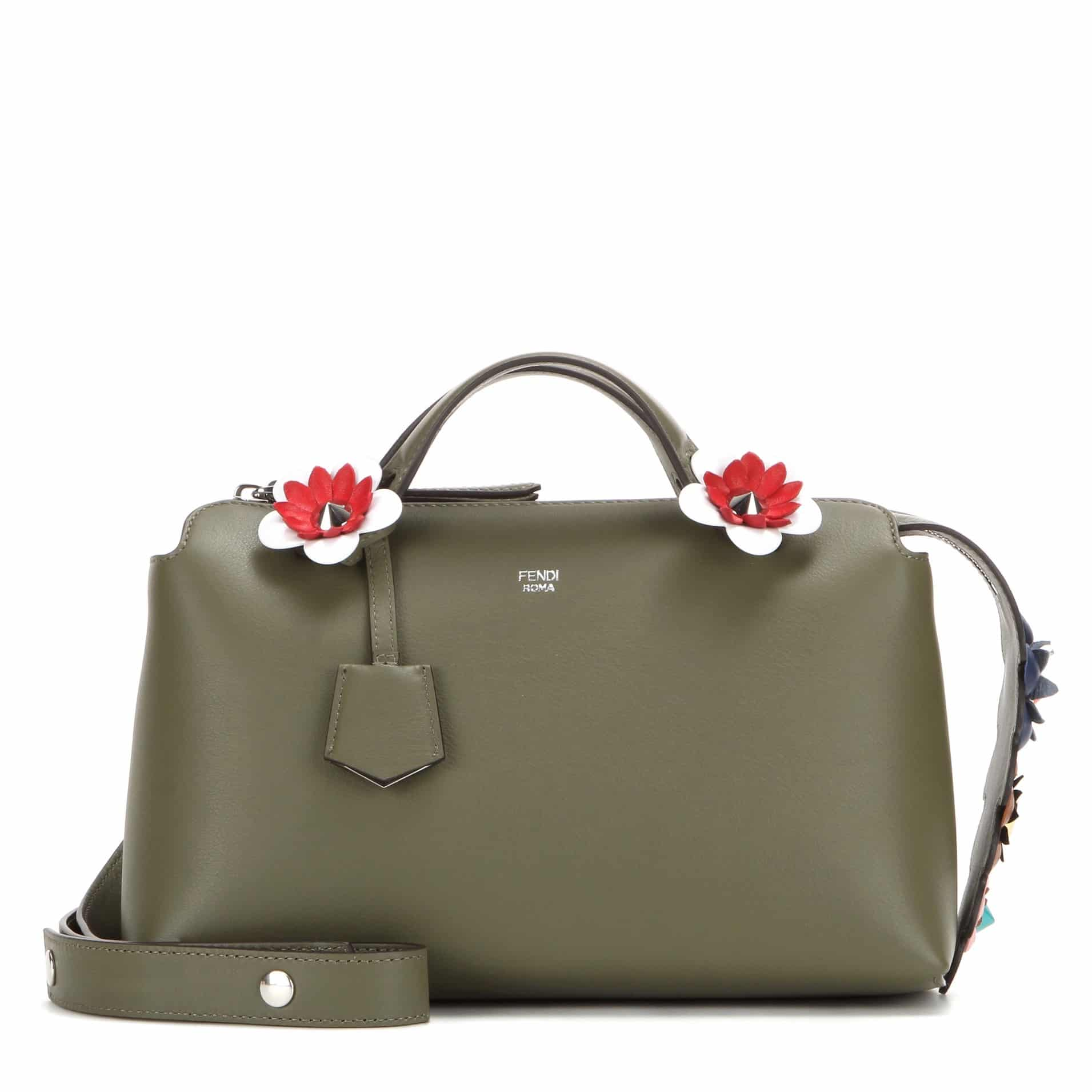 ... shopping fendi olive green flowerland by the way small bag a5ff4 3c779 54476492d67f2