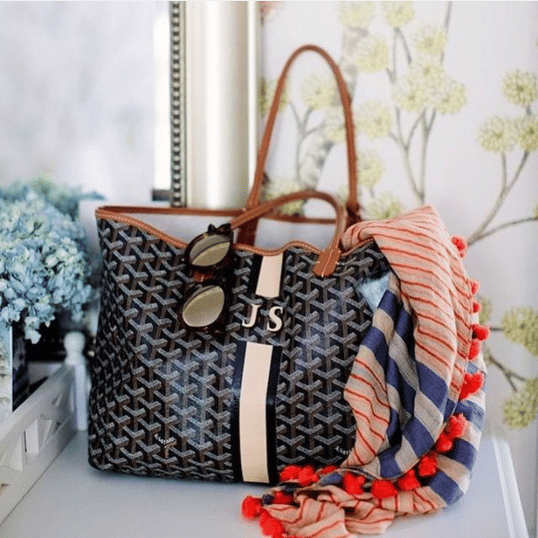 Designer Handbags That Can Be Monogrammed