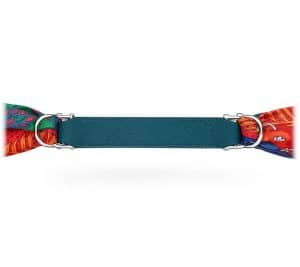 Hermes Blue Epsom Little Romance Belt 2