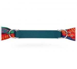 Hermes Blue Epsom Little Romance Belt 2