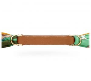 Hermes Gold Epsom Little Romance Belt 2