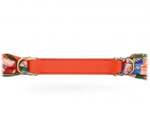 Hermes Orange Epsom Little Romance Belt