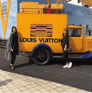 Louis Vuitton 1929 Citroen Delivery Truck