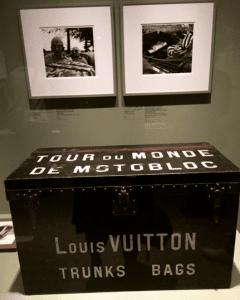 Louis Vuitton Black Trunk