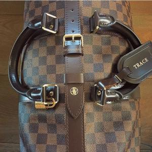 Louis Vuitton Hot Stamping 1