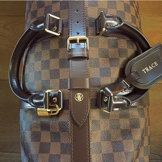 designer handbags that can be monogrammed