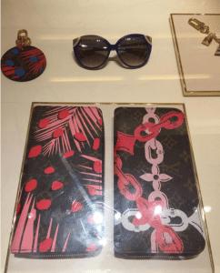 Louis Vuitton Monogram Jungle and Monogram Bay Wallets