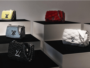Louis Vuitton Twist and Go-14 Bags - Pre-Fall 2016