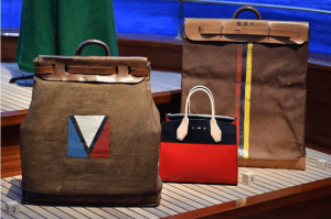 Louis Vuitton Vintage and New City Steamer Bags